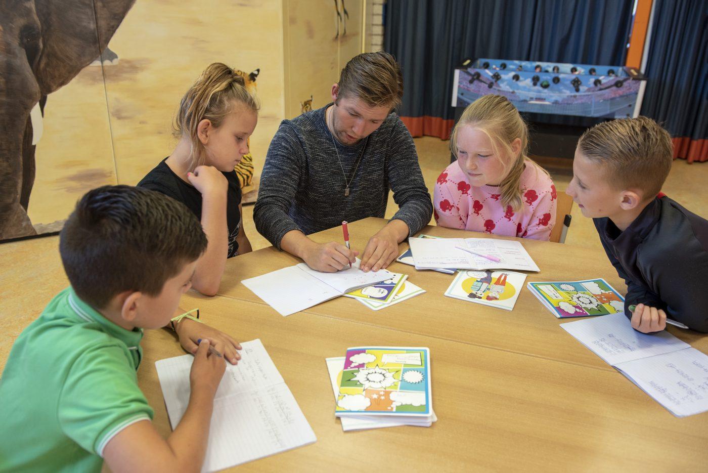 Basisschool de Zwaluw in Leiden